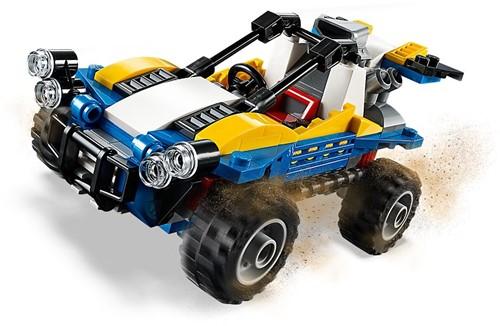 LEGO Creator Dune buggy 31087-2