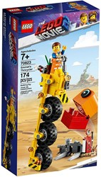 LEGO Movie 2 Emmets driewieler! 70823