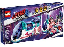 LEGO Movie 2 Uitklap feestbus 70828