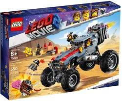 LEGO Movie 2 Emmets en Lucy's vlucht buggy! 70829