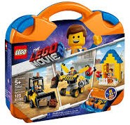 LEGO Movie 2 Emmets bouwdoos 70832