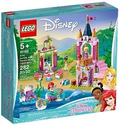 LEGO Disney Princess Ariëls, Aurora's en Tiana's koninklijke viering 41162