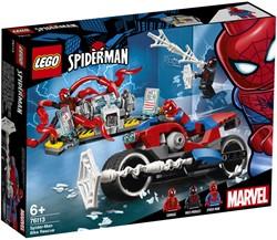 LEGO Super Heroes Spider-Man bike reddingsactie 76113