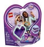 LEGO Friends Emma's hartvormige doos 41355
