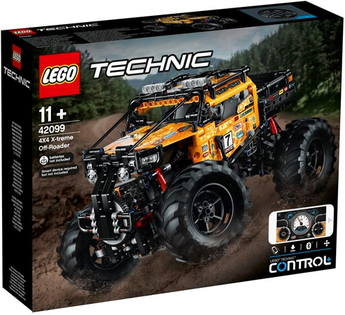 LEGO Technic RC X-treme Off-roader 42099