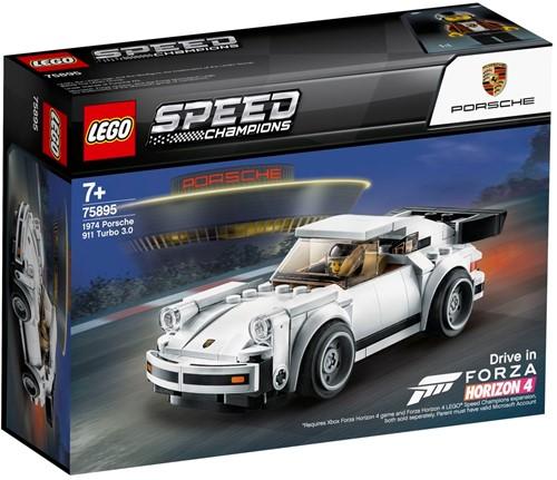 LEGO Speed Champions 1974 Porsche 911 Turbo 3.0 - 75895