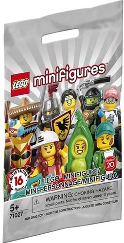 LEGO Minifigures - Series 20 Single Minifigure 71027