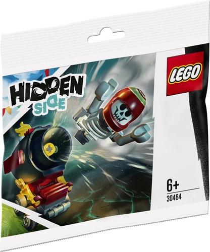 LEGO Hidden El Fuego's stuntkanon - 30464