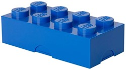 Lego  kinderservies Lunchbox Lego Brick 8: Blauw
