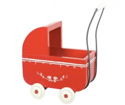 Maileg bedlinnen voor Micro kinderwagen