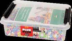 Plus-Plus education Mini Pastel - 3600 stuks