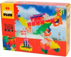 Plus-Plus constructie speelgoed Mini Neon 3 in 1: 220 Stuks