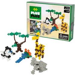 Plus-Plus  constructie speelgoed Safari: 170 stuks