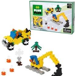 Plus-Plus  constructie speelgoed Wegwerkers: 360 stuks