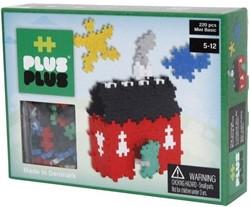 Plus-Plus  constructie speelgoed Huis: 220 stuks