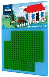 Plus-Plus constructie speelgoed 2 bouwplaten