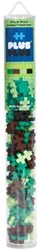 Plus-Plus Mini - Buis Camouflage mix - 100 stuks