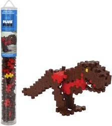 Plus-Plus Mini - Buis T-rex - 100 stuks