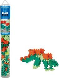 Plus-Plus Mini - Buis Stegosaurus - 100 stuks