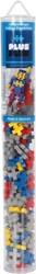 Plus-Plus Mini Basic Buis Superheld - 100 stuks