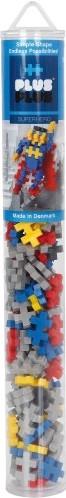 Plus-Plus Mini - Koker Superheld - 100 stuks