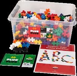 Plus-Plus educatie BIG Basic - 400 stuks