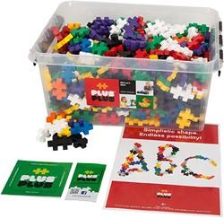 Plus-Plus educatie BIG Basic - 600 stuks
