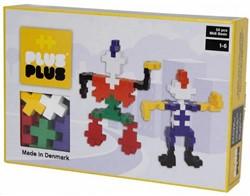 Plus-Plus BIG Basic Robots - 50 stuks