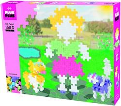 Plus-Plus Midi Pastel Meisje & Huisdieren - 150 stuks