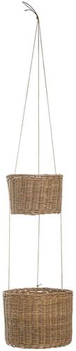 Bloomingville Basket, Nature, Rattan