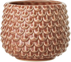 Bloomingville Flowerpot, Orange, Stoneware