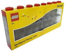 Lego  Opbergbox - Minifiguren rood 16d