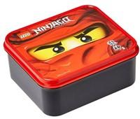 LEGO Ninjago Lunchbox - Rood
