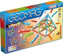Geomag Confetti 88 delig