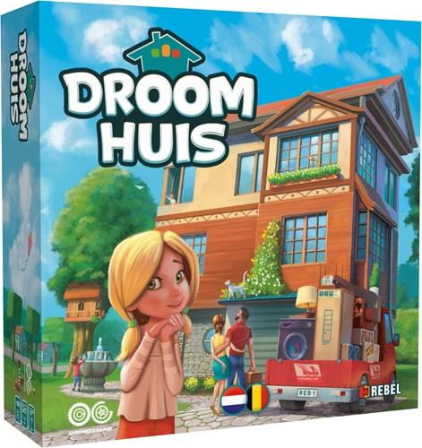 White Goblin Games spel Droomhuis