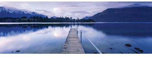 Schmidt legpuzzel Lake Wakatipu, New Zealand, 1000 stukjes