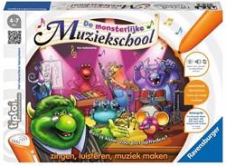 Ravensburger Tiptoi educatief spel De monsterlijke Muziekschool