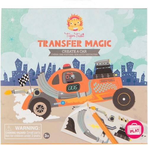 Tiger Tribe Transfer Magic/Create a Car