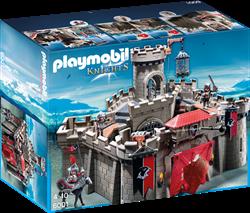 Playmobil Knights  - Burcht van de orde van de Valkenridders  6001