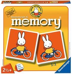 Ravensburger  kinderspel Nijntje XL memory