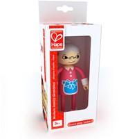 Hape poppenhuis poppen Modern Family Oma-1