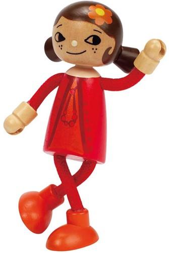 Hape poppenhuis poppen Modern Family Moeder-2