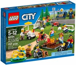 Lego  City set Plezier in het park 60134