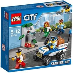 Lego  City Politie starterset 60136