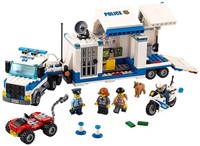 LEGO City Mobiele commandocentrale 60139-2
