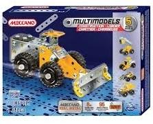 Meccano  constructie speelgoed Quarry Truck 5in1