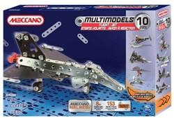 Meccano  constructie speelgoed Small Jet 10in1