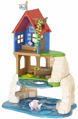 Sylvanian Families Speelhuisje Op Geheim Eiland 5229