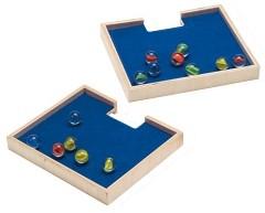Hape Knikkerbaan accessoires Marble Catchers