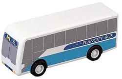 Plan Toys  Plan City houten speelstad voertuig Bus